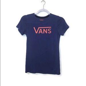 VANS Women's Tee-Shirt